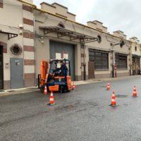 Anno 2018: corso formazione carrelli elevatori